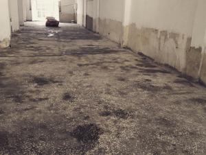Silinmiş beton